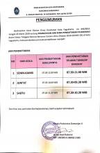 Jam Buka Loket Pendaftaran Puskesmas dalam Status Tanggap Darurat Bencana Covid-19