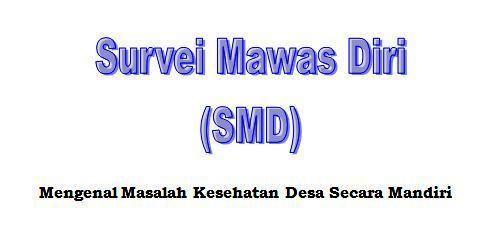 SURVEI MAWAS DIRI